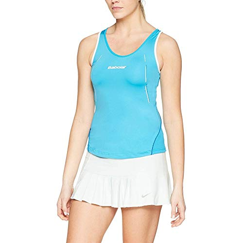 Babolat Match Core Abbigliamento Donna Canotta, Unisex, Oberbekleidung Tank Match Core, Turchese