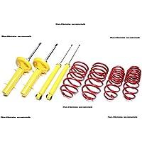 per gambe di forza in 55/mm Kit sospensione per VW Scirocco di 2008/ha 2014 oneri Maxi prima: 1020/kg ridimensinamento 35//35/mm