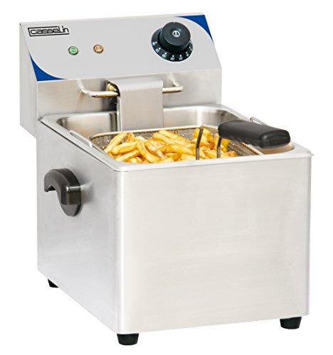 Casselin CFE8 - Friteuse électrique 8 litres
