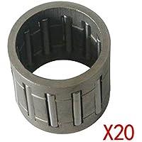Generic 20X tambor rodillo/eflorescencia encaja para Rotax embrague 4500 5200 5800 45 52cc 58cc