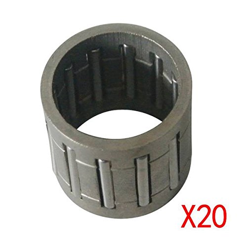 Generic 20x Drum Roller/Nadellager passend für ROTAX Kupplung 4500520058004552cc 58CC -