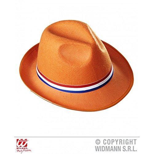 Preisvergleich Produktbild Ska Hut Niederlande / Holland / Fedora / Trilby Hut / Kopfbedeckung / Kostümzubehör