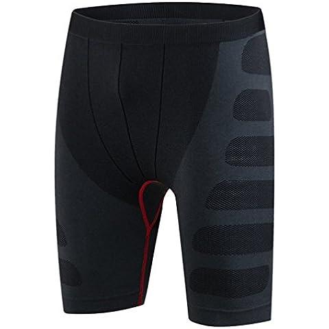 YiJee Running Pants Pantaloncini Corsa da Pro Cool da Uomo