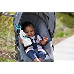 Fisher-Price Soothe and Go Giraffe, New-born On the Go Soothing Toy with Music, Sounds and White Noise, Suitable from Birth