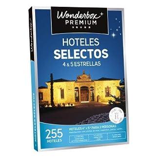 caja regalo wonderbox hoteles selectos