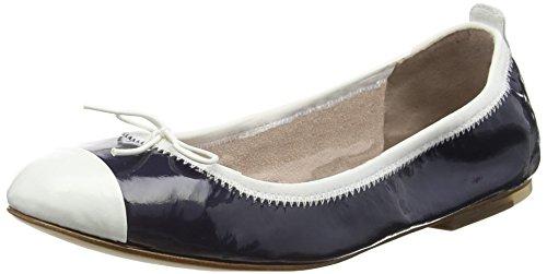 Bloch  Luxury, Ballerines femme Bleu - Blau (NAW)