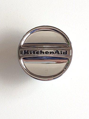 KitchenAid Mixer Cap / Hub / Getriebe Aufsatzblende Chrome