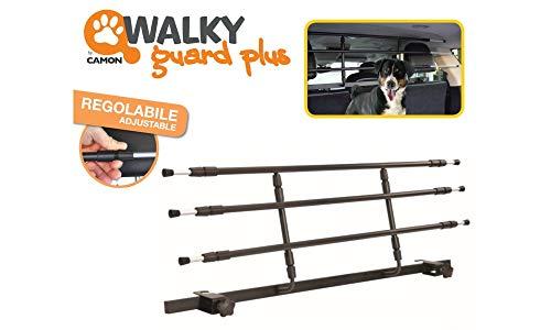 Camon walky guard plus. Divisorio per auto universale ora regolabile anche in altezza