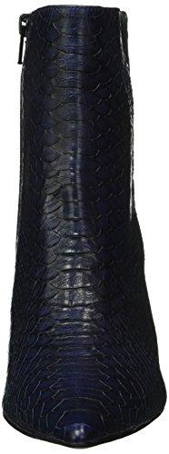 Laurèl Damen Stiefelette Kurzschaft Stiefel Blau (Navy310)