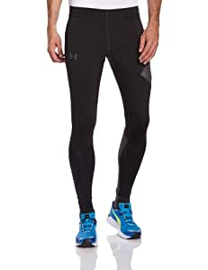 Under Armour Stealth Storm Men's Running Tights black Black/Hyper Green/Reflective Size:FR : S (Taille Fabricant : SM)