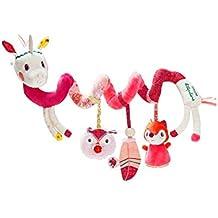 LILLIPUTIENS Cadena espiral de actividades de la unicornia Louise