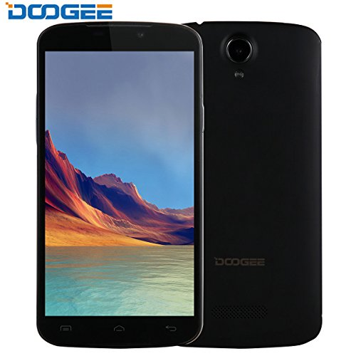 Telefonia Mobile, DOOGEE X6S 4G Cellulari In Offerta, 5.5u201d HD IPS.