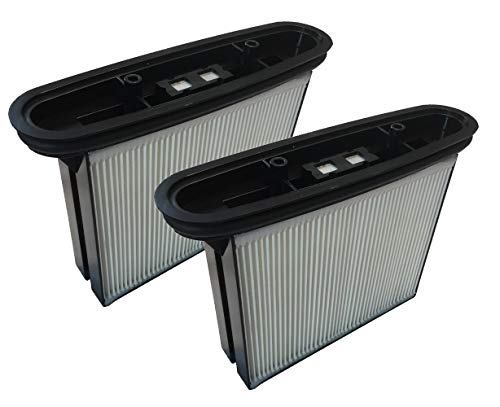2x Filter für BTI/Baier / 3m Mobile/Storch/emm Hamach/Berner/Milwaukee/Rothenberger - PES (auswaschbar) verschiedene Modelle (siehe Produktbeschreibung)