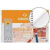 Guarro Canson 728121 - Cuaderno A3+, 20 hojas, 150 gr