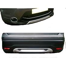 Protector parachoqes delantero e trasero en ABS . Idéntica a la original