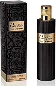 Ted Lapidus Oud Noir For Men - Eau de Parfum, 100 ml