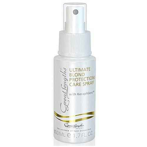 Great Lengths Ultimate Blond Care Spray 100 ml Spray zur Stärkung für blondes & coloriertes Haar