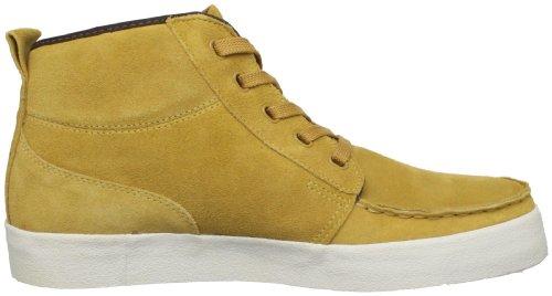 Puma Hawthorne Xe Suede Schuh Honey Mustard/Chocolate Brown