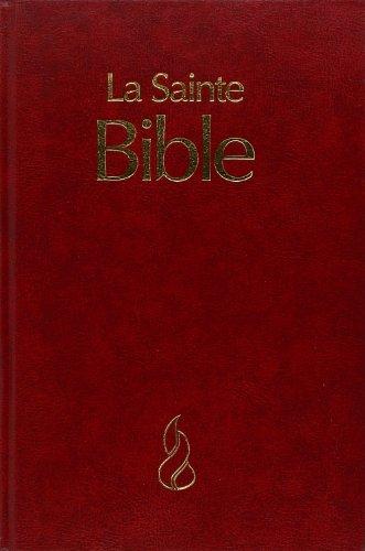 Bible gros caractères standard rigide