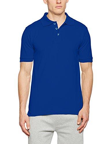 James & Nicholson Herren Poloshirt Workwear Polo Men Blau (Royal)