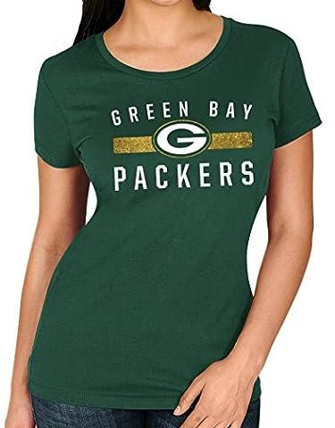 Green Bay Packers Women's Majestic NFL
