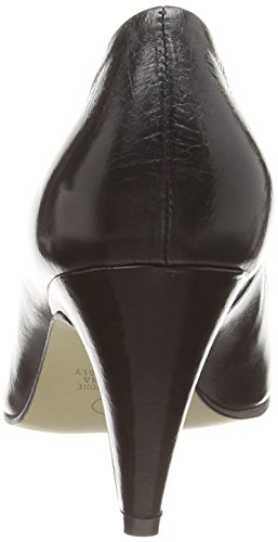 Noe Antwerp Nirma, Chaussures à talons - Avant du pieds couvert femme Noir - Schwarz (NERO 101)