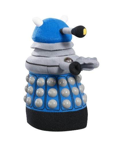 Doctor Who 9-inch Dalek Talking Plush (Blue)