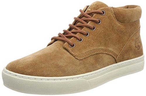 Timberland Graydon Leather, Mocasines para Hombre, Marrón (Rust Suede 643), 47.5 EU