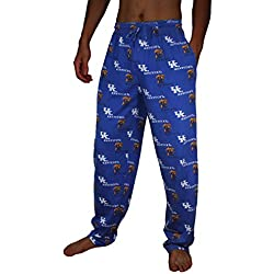 NCAA Kentucky para hombre caza gatos cotton pijamas/pijama-pantalones, NCAA, hombre, color multicolor - multicolor, tamaño XL