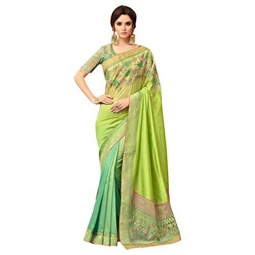 Paillettenverzierung Party Saree Bluse Stilvolle Frauen Mode Indische Sari American 8142 -