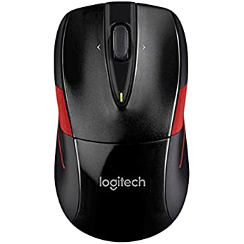 Logitech M525 Mouse Wireless, Nero