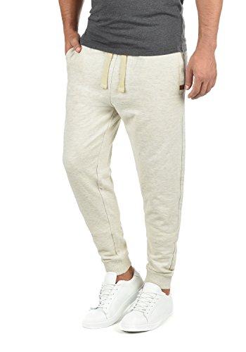 BLEND Tilo Herren Jogginghose Sweat-Pants Sporthose aus hochwertiger Baumwollmischung, Größe:M, Farbe:Sand Mix (70810)