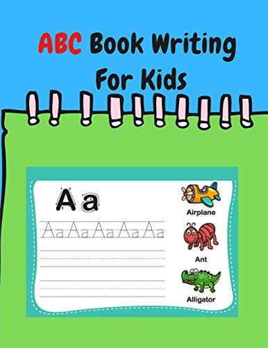 Kids: Coloring Books For Toddlers ABC, ABC Books For Preschoolers ()