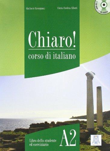 Chiaro!: Libro + CD-Rom + CD Audio (Level A2) (Italian Edition) by ALMA EDIZIONI (2011-04-21)