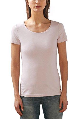 Esprit 126ee1k005, T-Shirt Femme Rose (Old Pink 4)