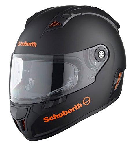 Preisvergleich Produktbild Motorrad-Helm Schuberth * Sr1 Getarnte Orange X-Sm 52 / 53