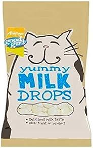 MILK DROP TREATS FOR CAT - 50G