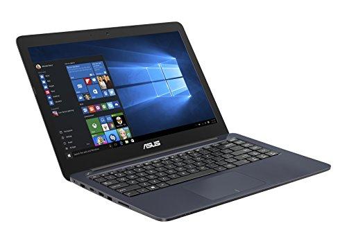 Asus VivoBook 14 F402WA 90NB0HC3-M03580 35,6 cm (14 Zoll Full-HD matt) Notebook (AMD E2-6110, 4GB RAM, 32GB EMMC, AMD Radeon R2, Windows 10) blau