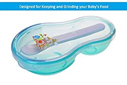 And-Generic Baby Food Grinding Box - Specially Designed Container For Keeping And Grinding Food