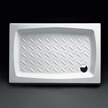 Piatto Doccia 100 X 90 Ceramica.Amazon It Piatto Doccia 70x90 Ceramica