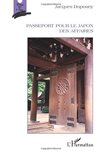 Passeport pour le Japon des affaires