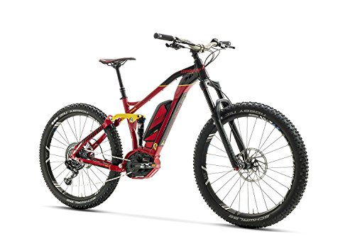 Lombardo Sempione biammortizzata Team Enduro 27,5 Full Suspension 2018 – Talla 22