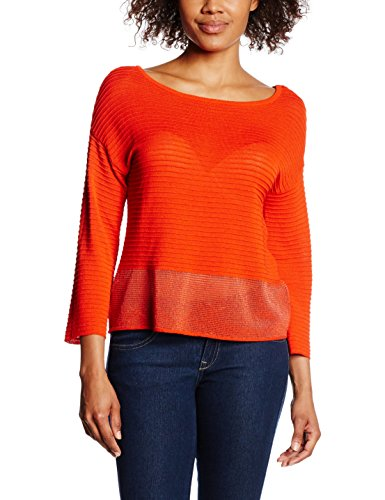 united-colors-of-benetton-womens-ribbed-boat-neck-long-sleeve-jumper-red-large