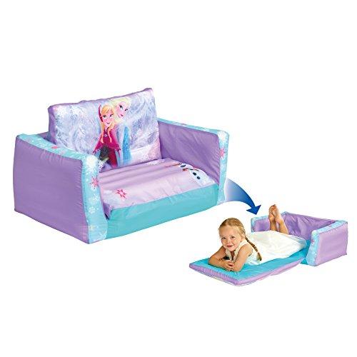 Prix La Reine des Neiges – Mini canapé convertible – canapé-lit gonflable pour enfants