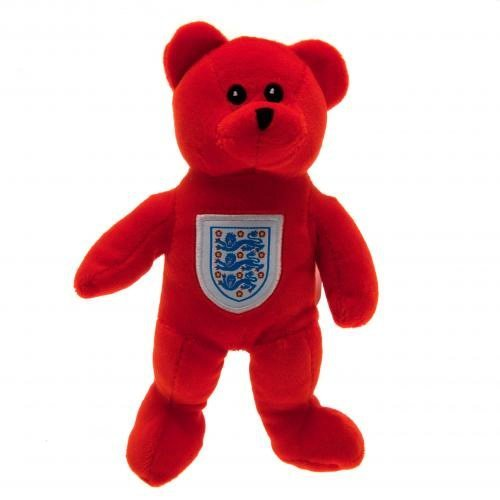 Gift Ideas - Official England FA Mini Bear Soft Toy - A Great Present For Football Fans by England Rugby