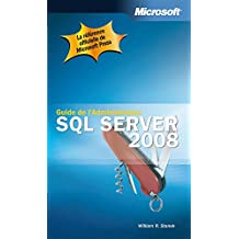SQL Server 2008 - Guide de l'administrateur