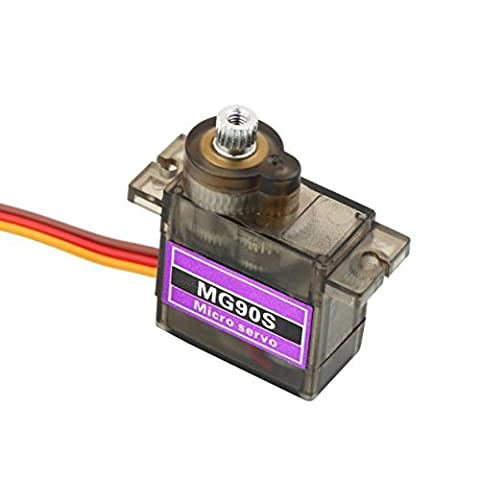 MG90S Metal Geared Micro Servo For Plane Helicopter Boat Car New