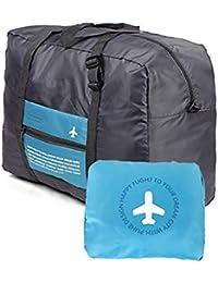 JAPP Happy Flight Foldable Big Easy Carry On Luggage Packing Travel Handbag