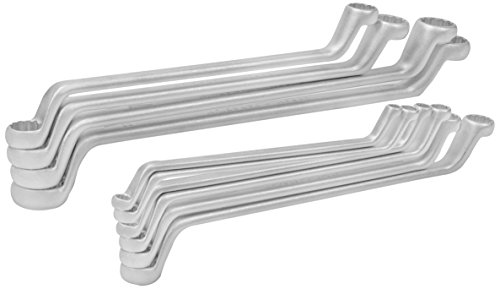 Matador Jeu de clés polygonales, 10 pièces 6 x 7-30 x 32 mm, 0200 9100