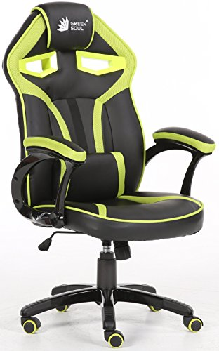 Green Soul Gaming Chair (GS_720)